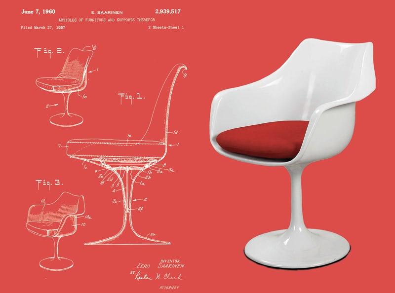 Eero Saarinen Architect Industrial Designer Secret Agent