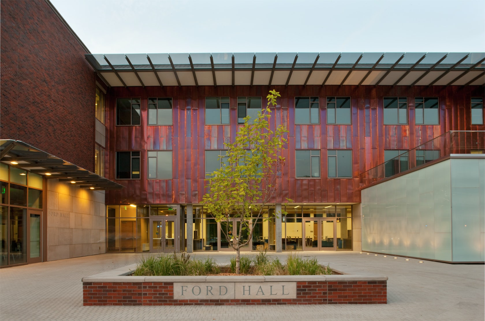Willamette University - Ford Hall - Architizer