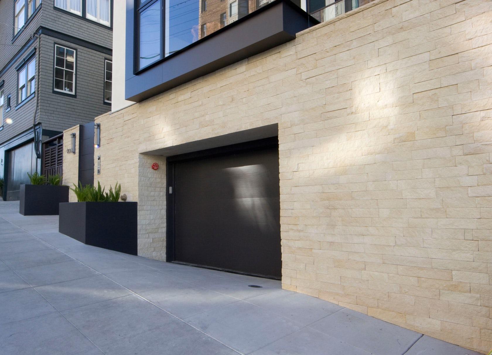 1215 #4A6181 John Maniscalco Architecture Architizer image Garage Doors Delaware 37431680