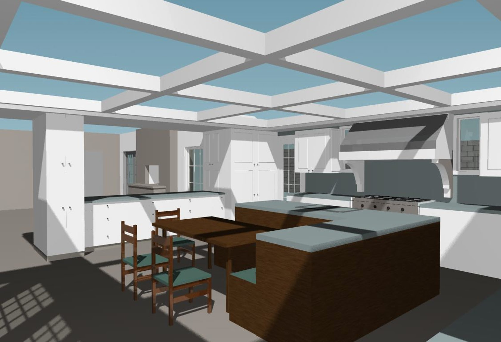 Kitchen As The Center Of The Home Architizer