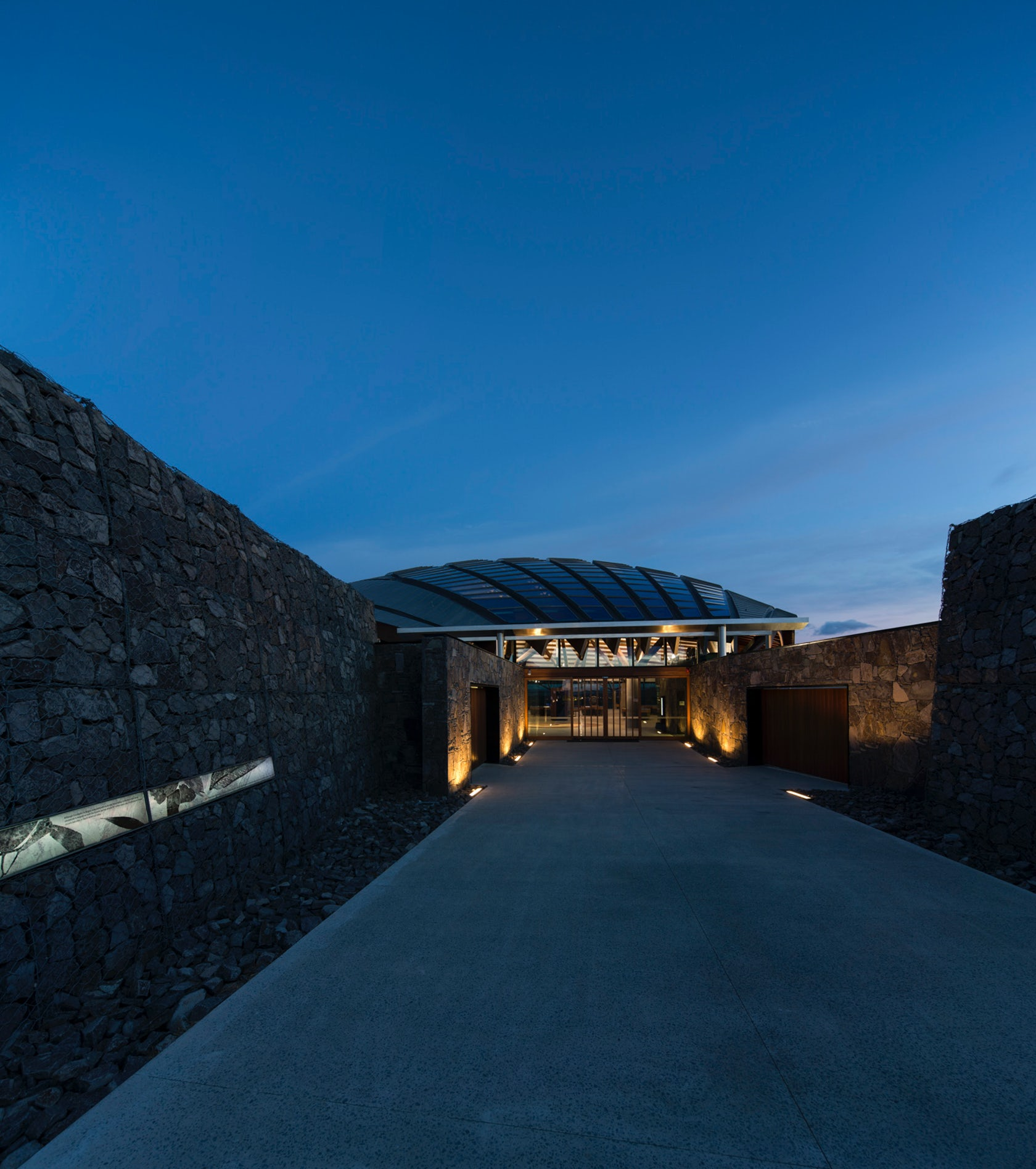 National arboretum canberra architizer for Architecture firms canberra