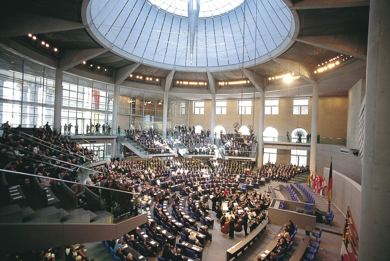 Reichstag, New German Parliament - Architizer