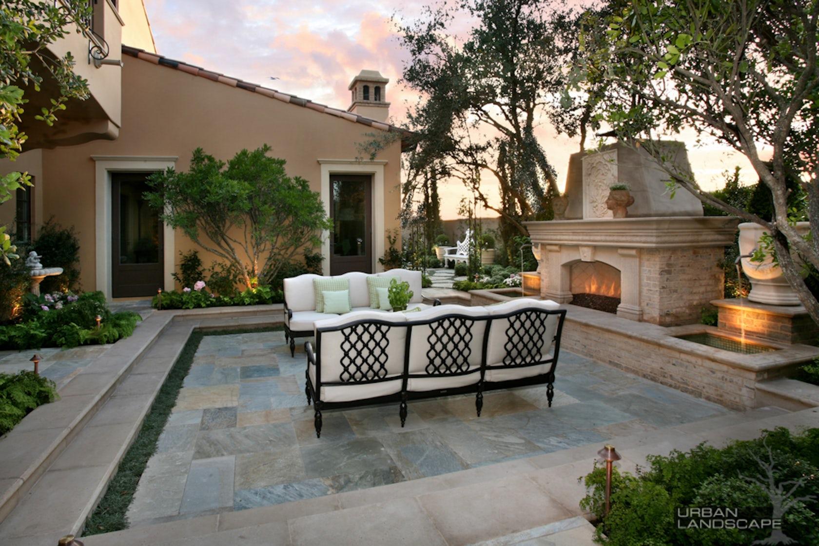 Bartholomew residence newport beach landscape design for Garden design instagram