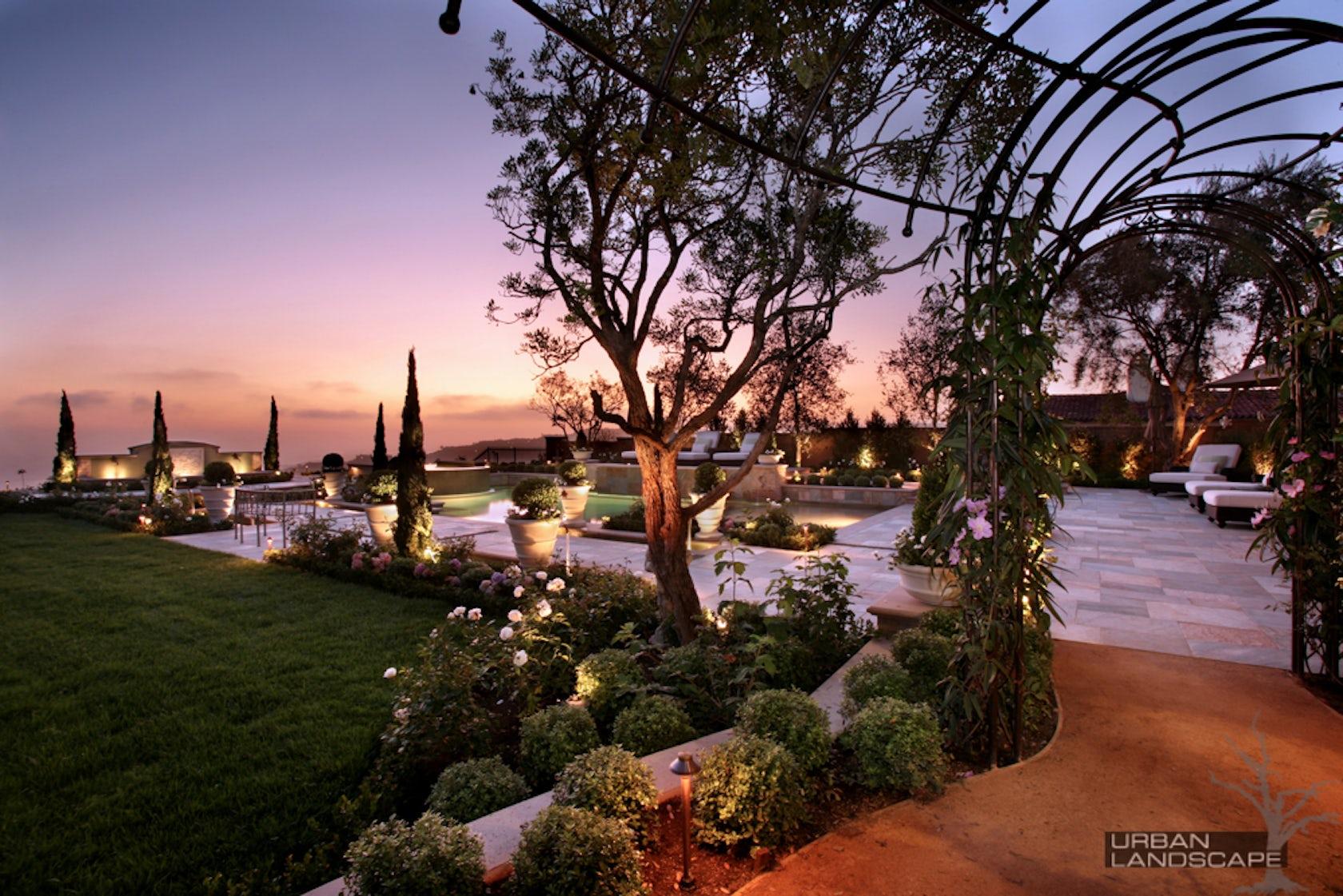 Bartholomew Residence - Newport Beach Landscape Design ...