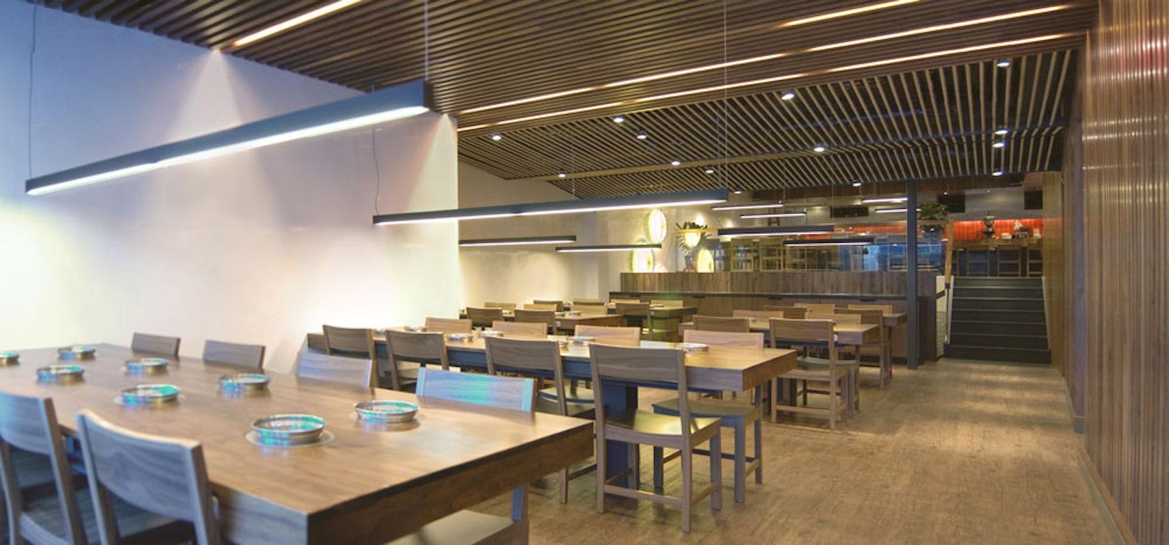 Shabu restaurant queens ny architizer