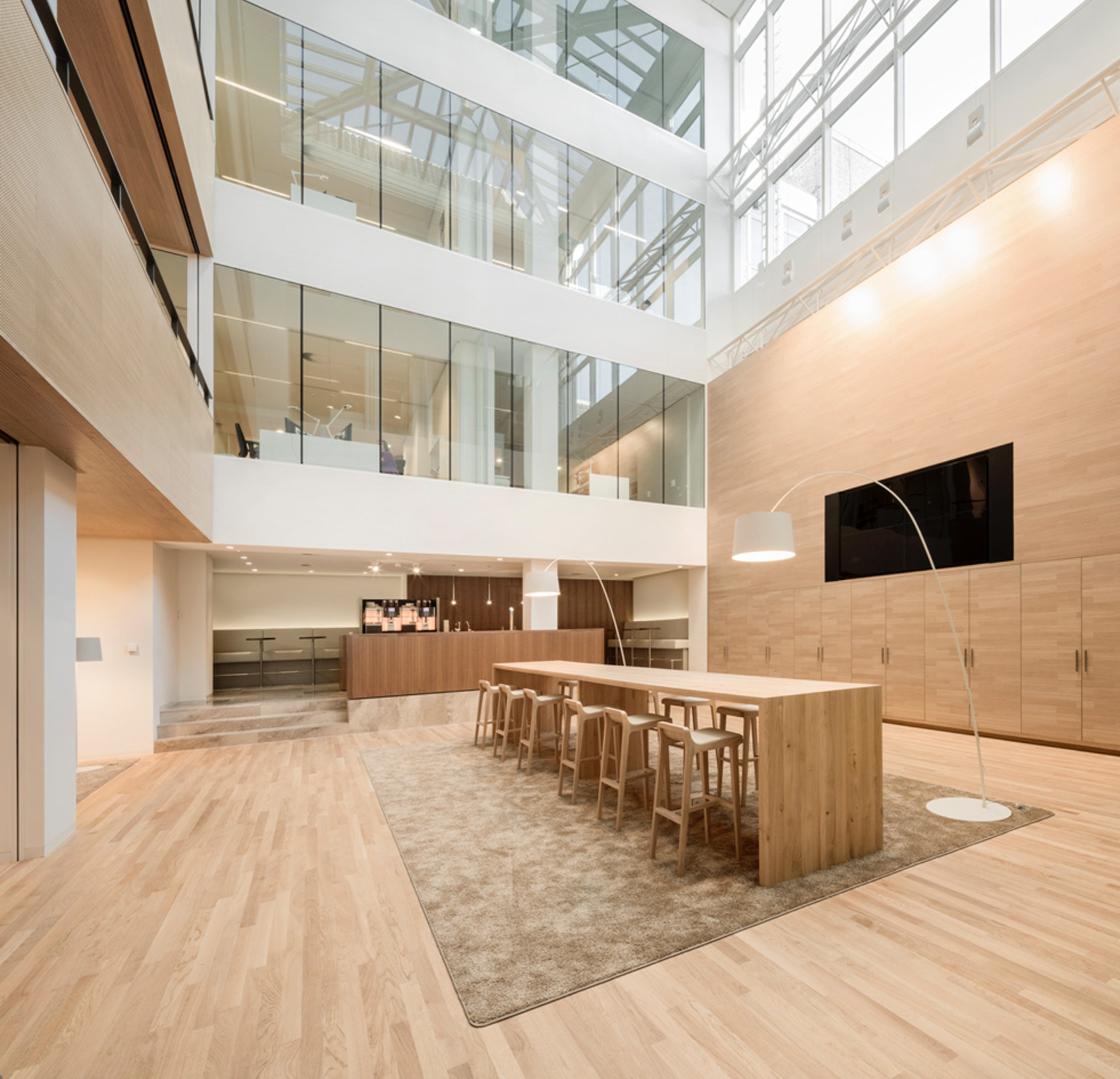 Barentskrans office in the hague architizer for Office design firms
