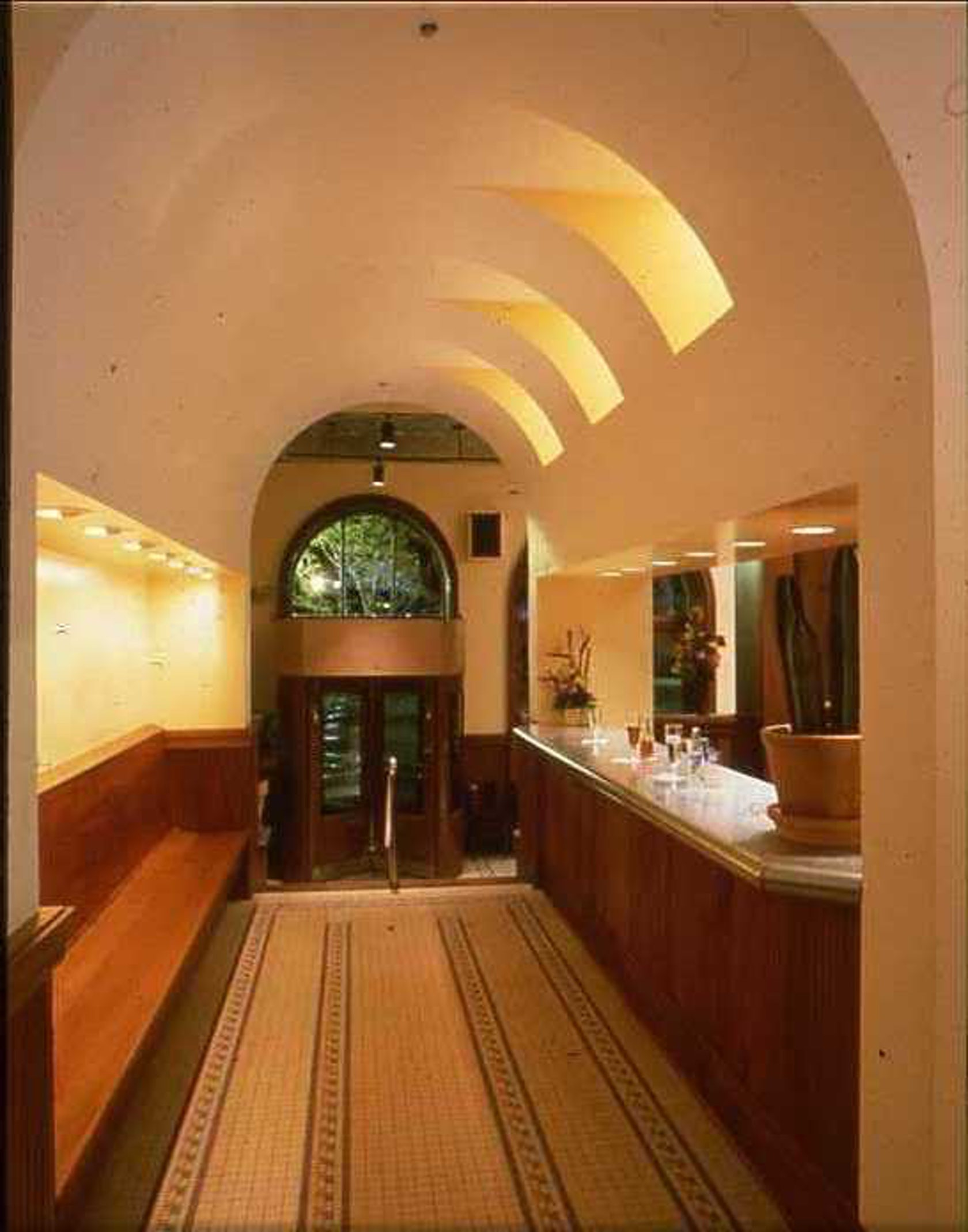 arch designs for hall in a independent house