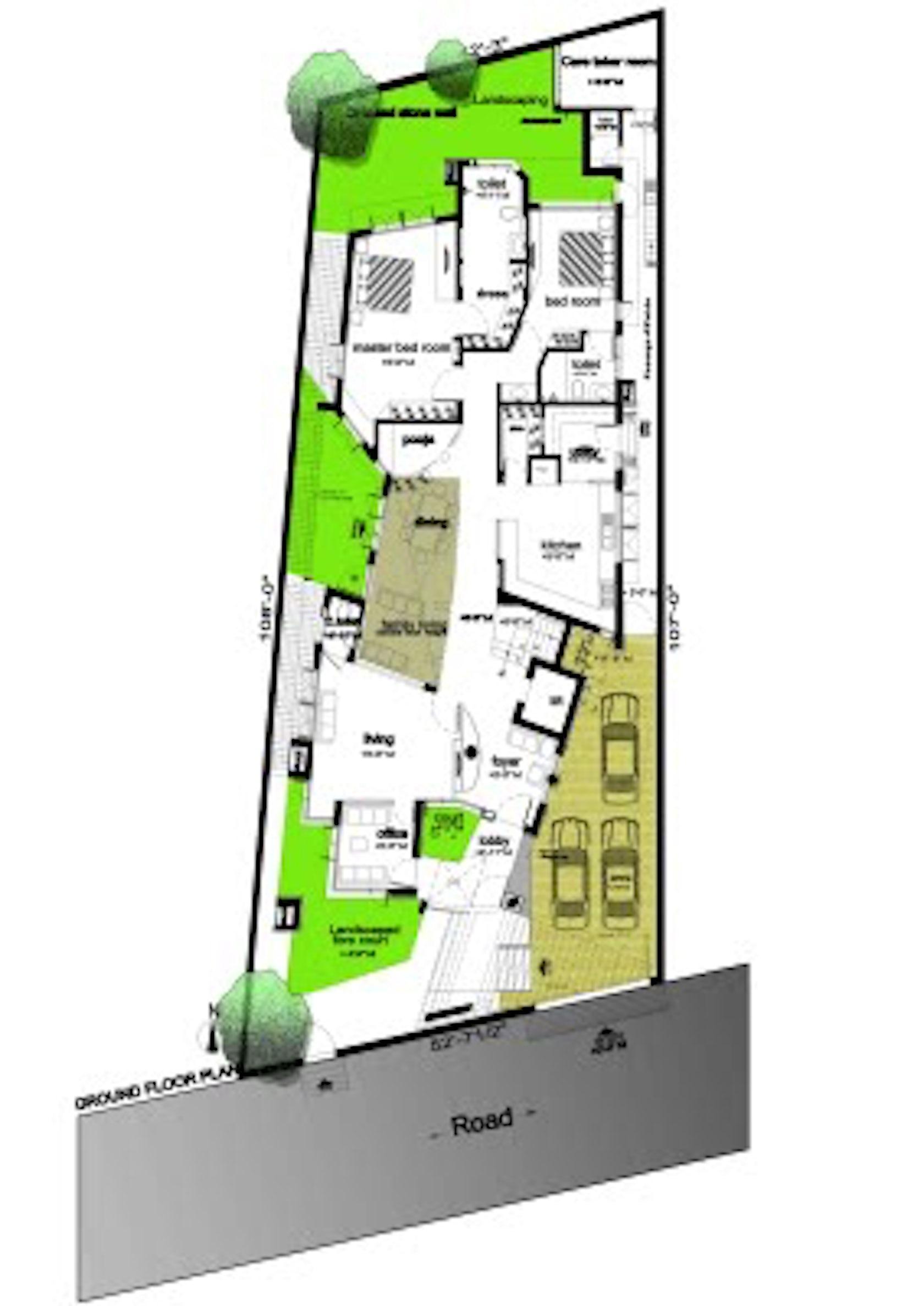 The 3g house uma suresh architizer for Architecture 3g