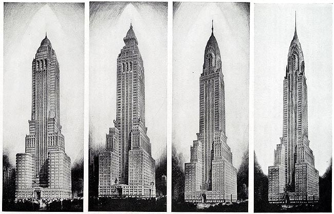 Alt-Architecture: 18 Outlandish Unbuilt Monuments Around the World