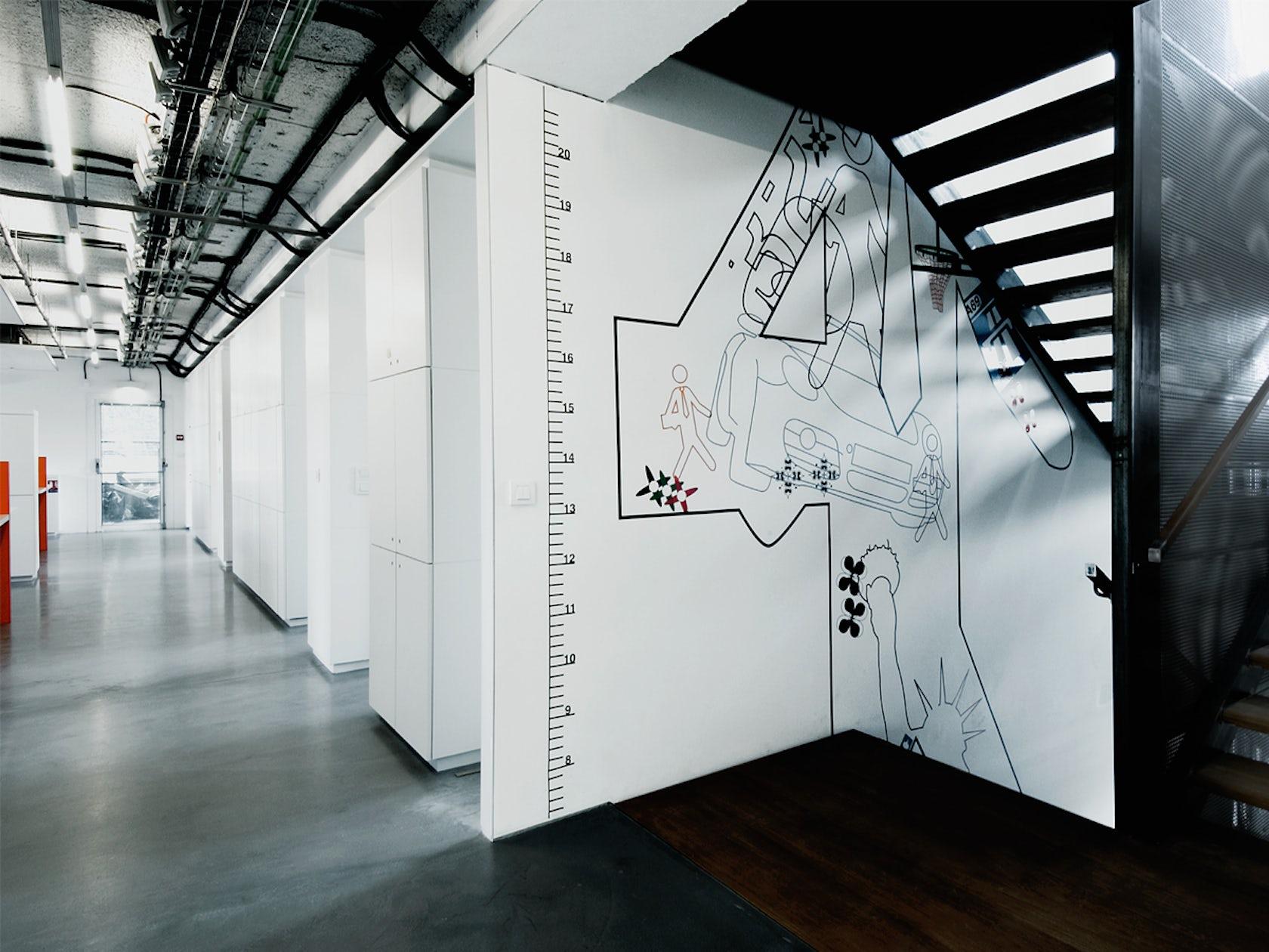onp office notarial de pantin architizer. Black Bedroom Furniture Sets. Home Design Ideas