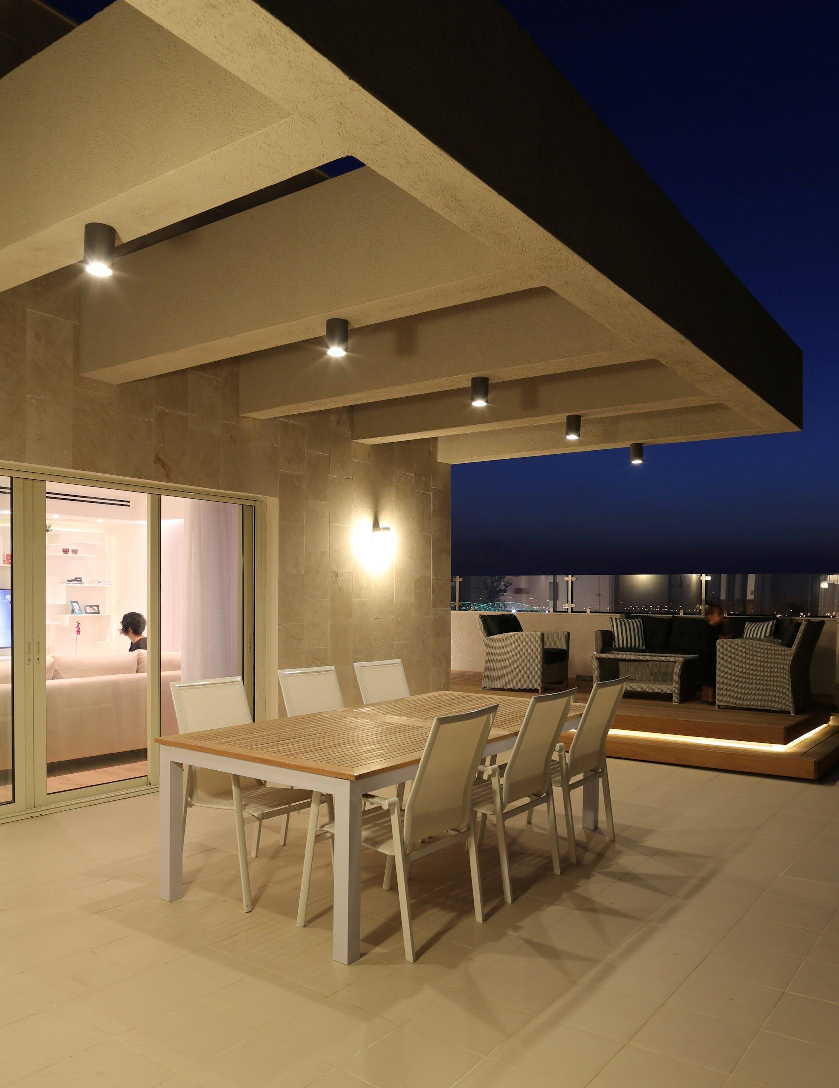 Netanya penthouse on architizer