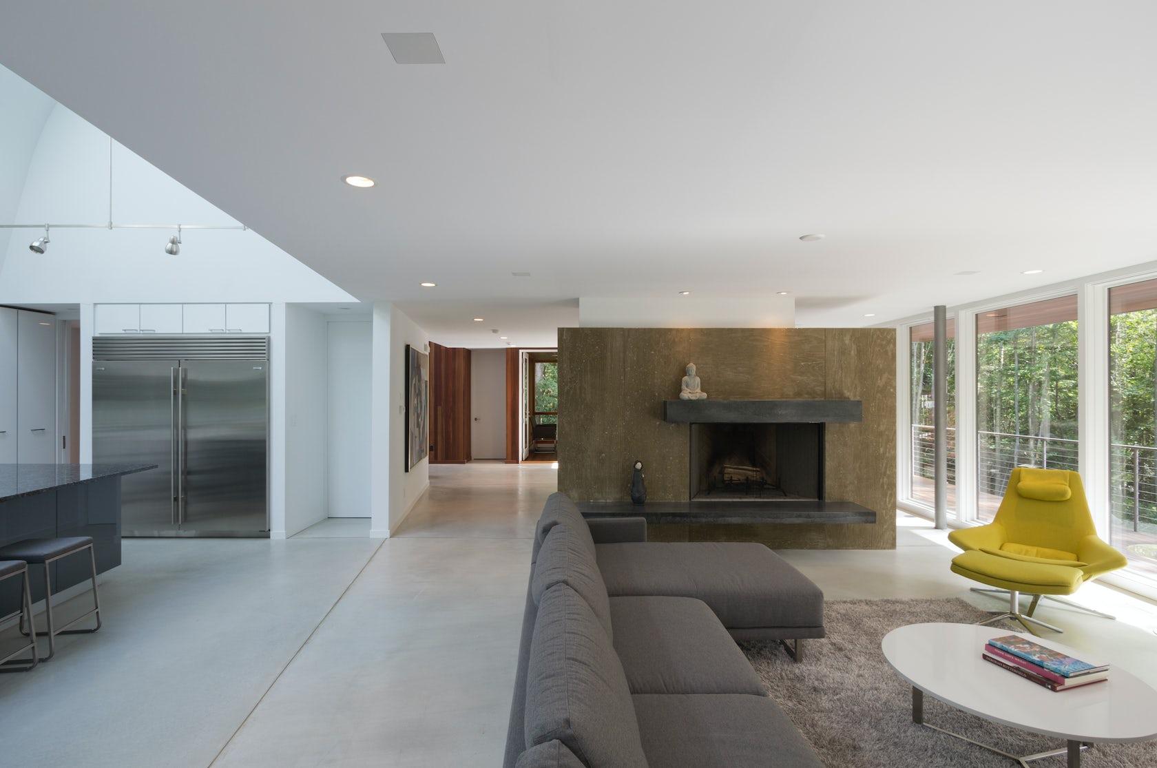 Berkshire Pond House Architizer