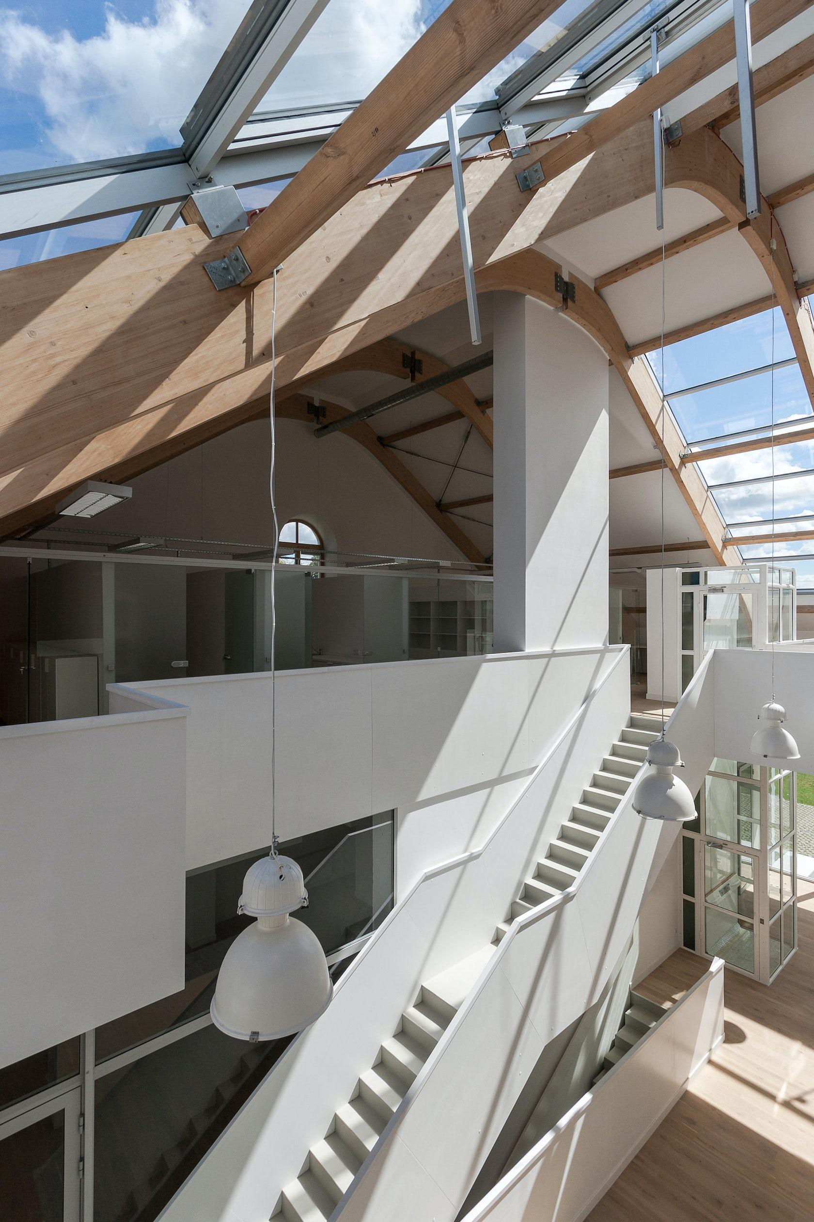 Rietavas Coach House Reconstruction Architizer