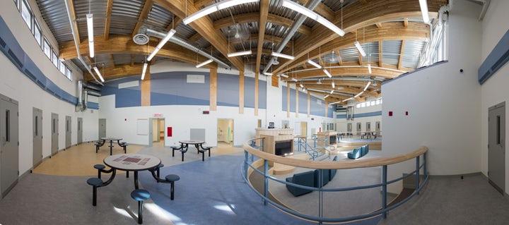 Rankin Inlet Healing Facility Architizer