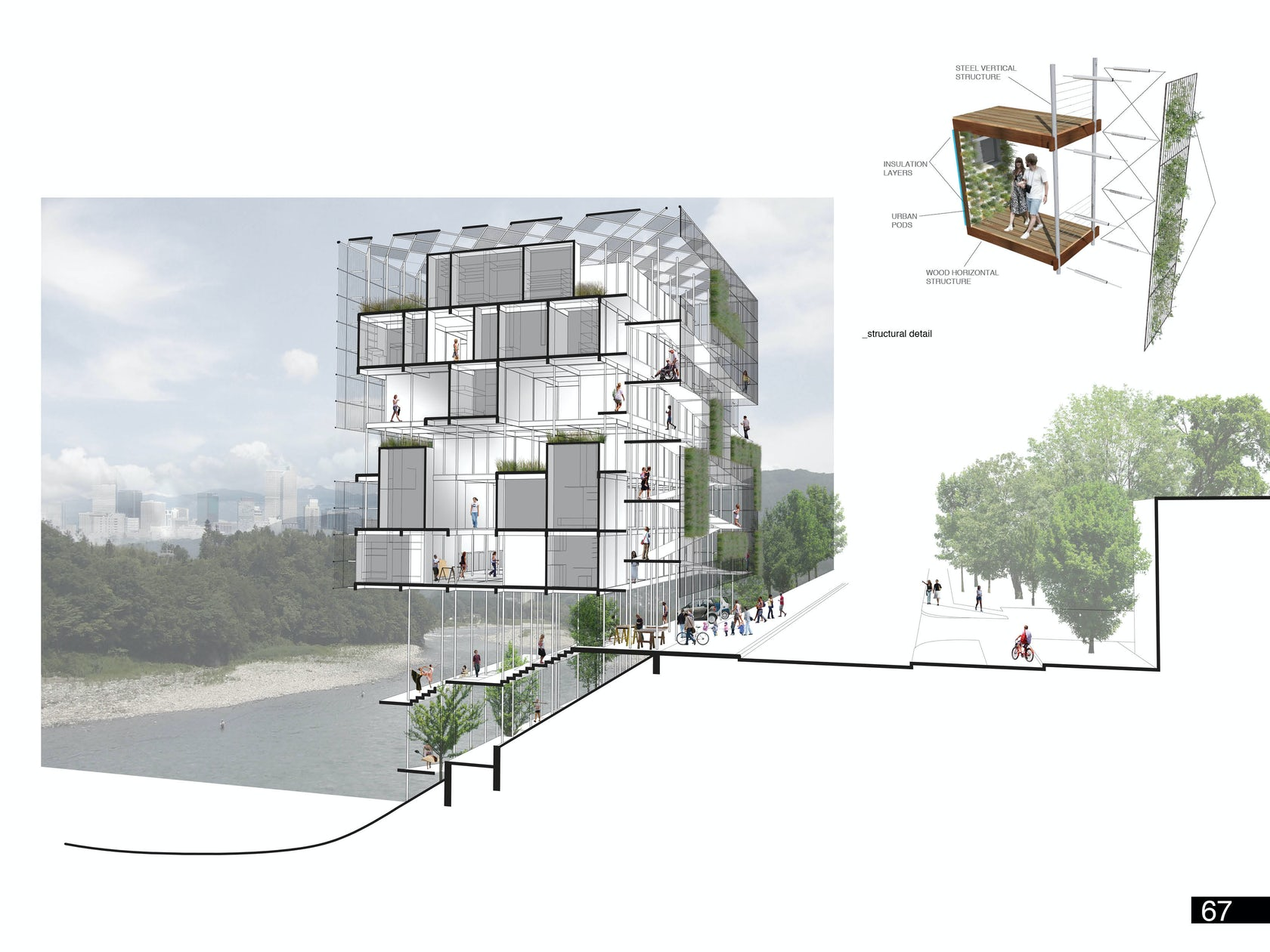 Micro Housing Ideas Competition Architizer