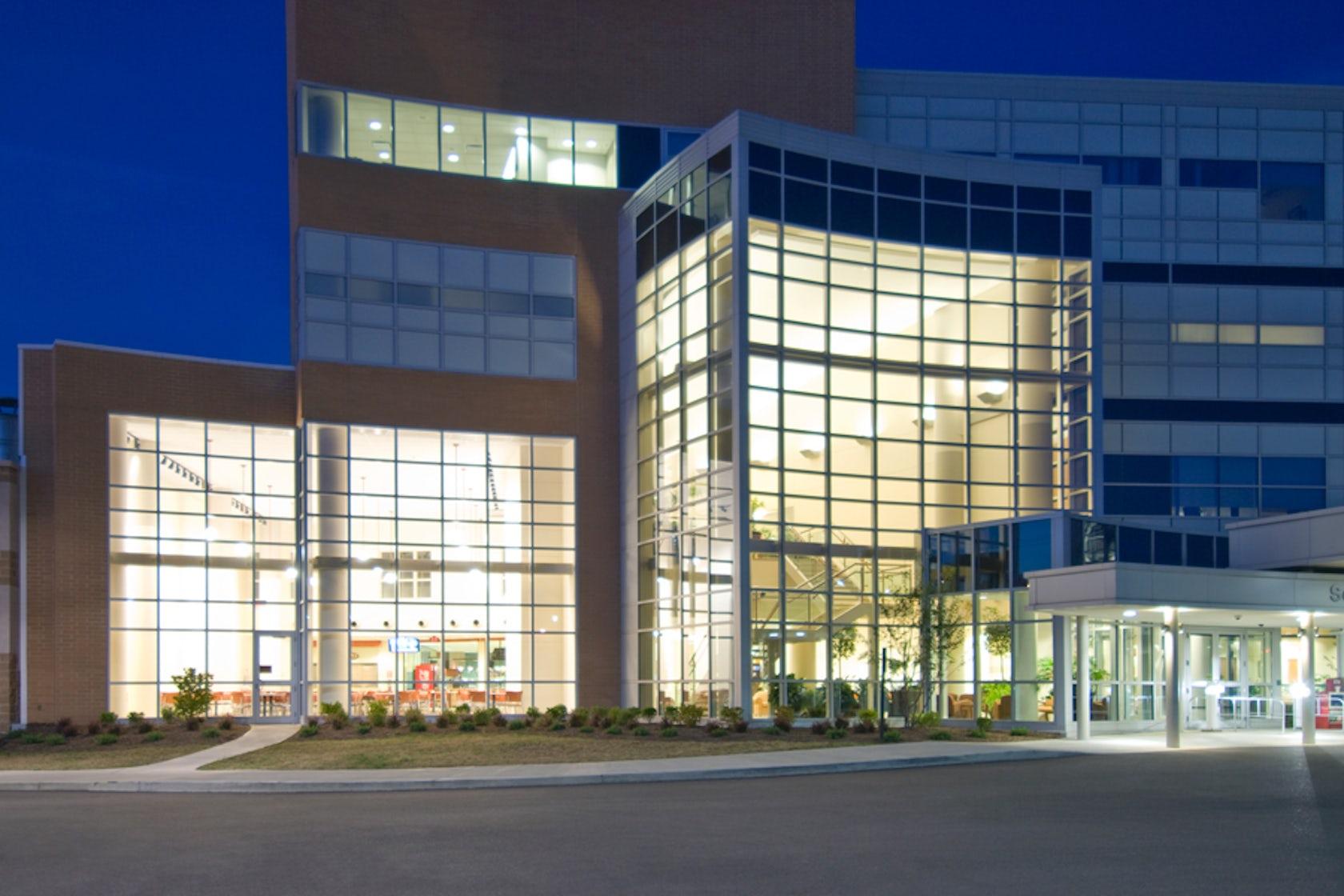 Camden Clark Memorial Hospital Reviews in Parkersburg, WV