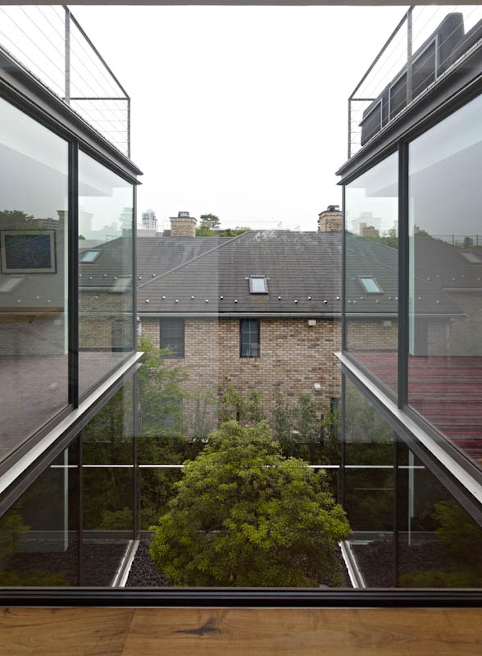 House s architizer - Residence contemporaine sky garden keiji ashizawa design ...