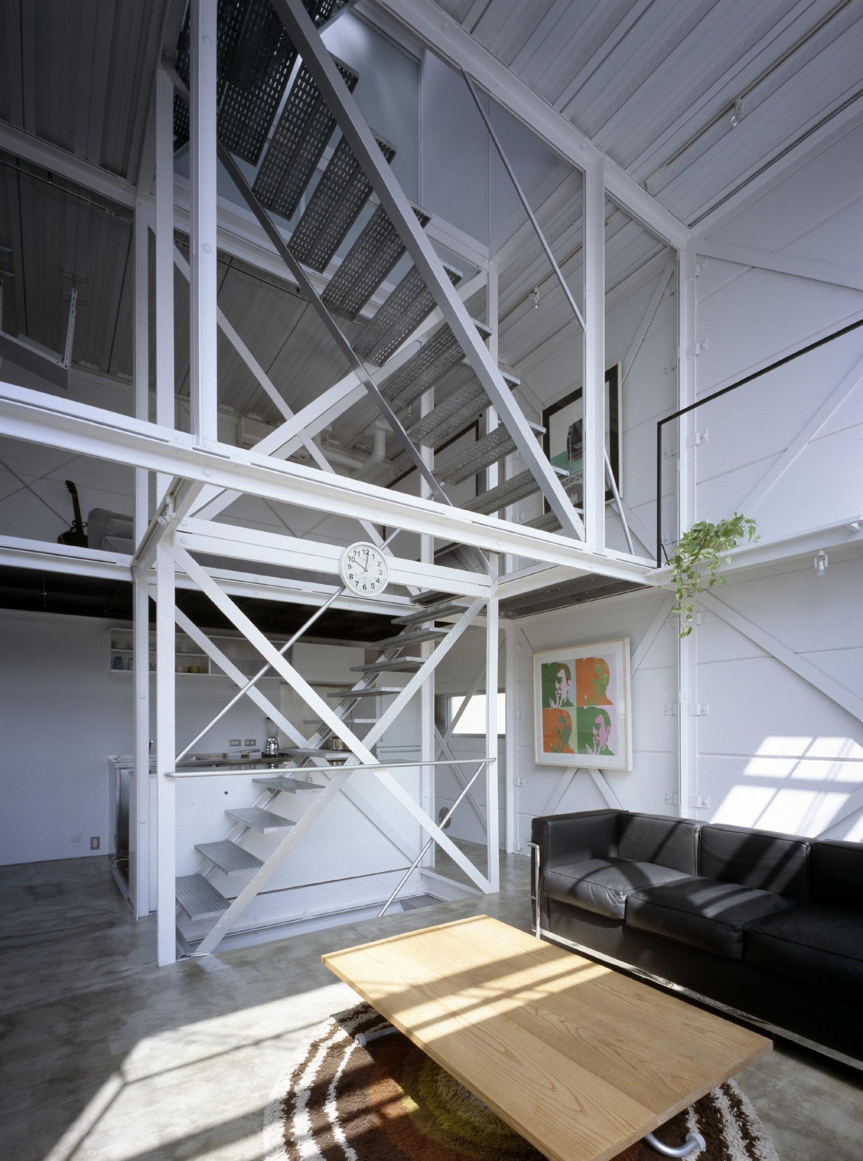 11 boxes architizer - Residence contemporaine sky garden keiji ashizawa design ...