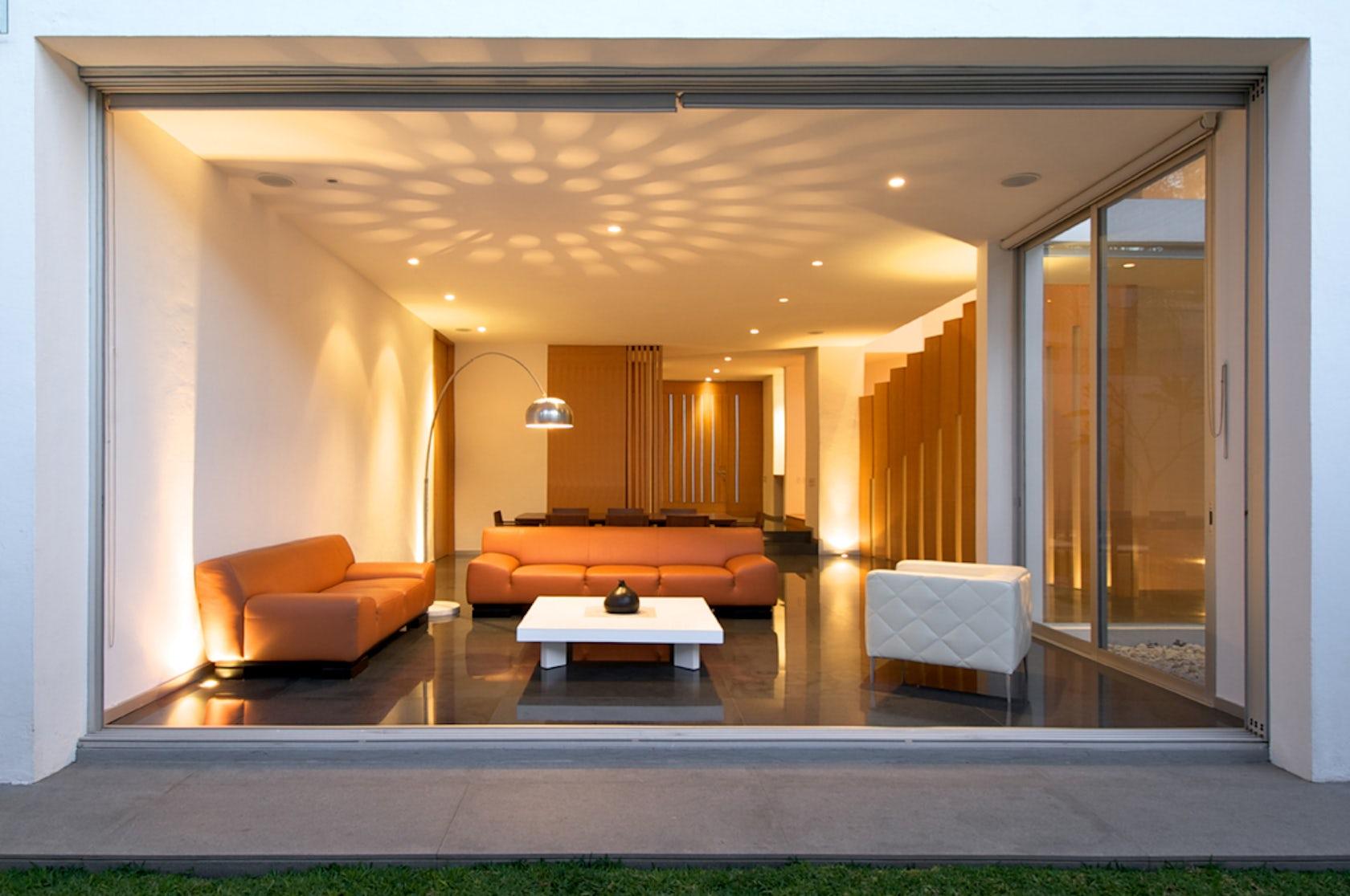 Niz house architizer for Colores departamentos modernos