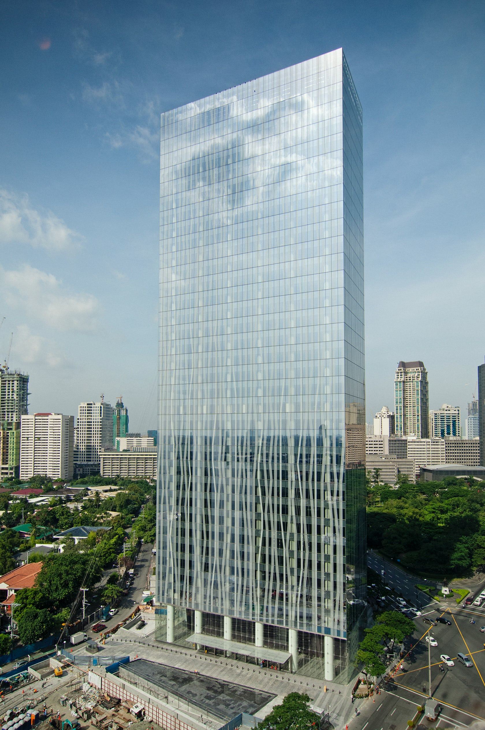 The Zuellig Building on Architizer