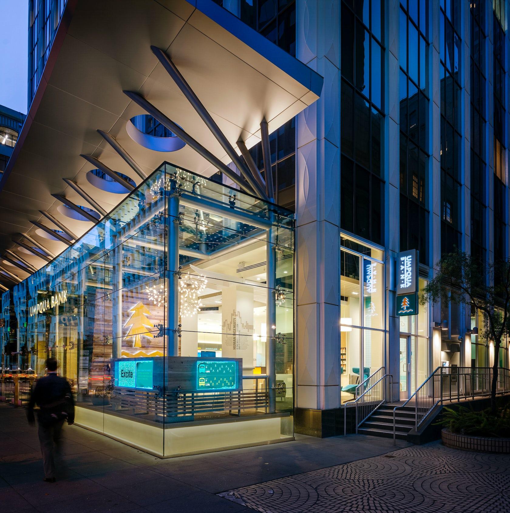Umpqua Bank San Francisco Flagship Architizer