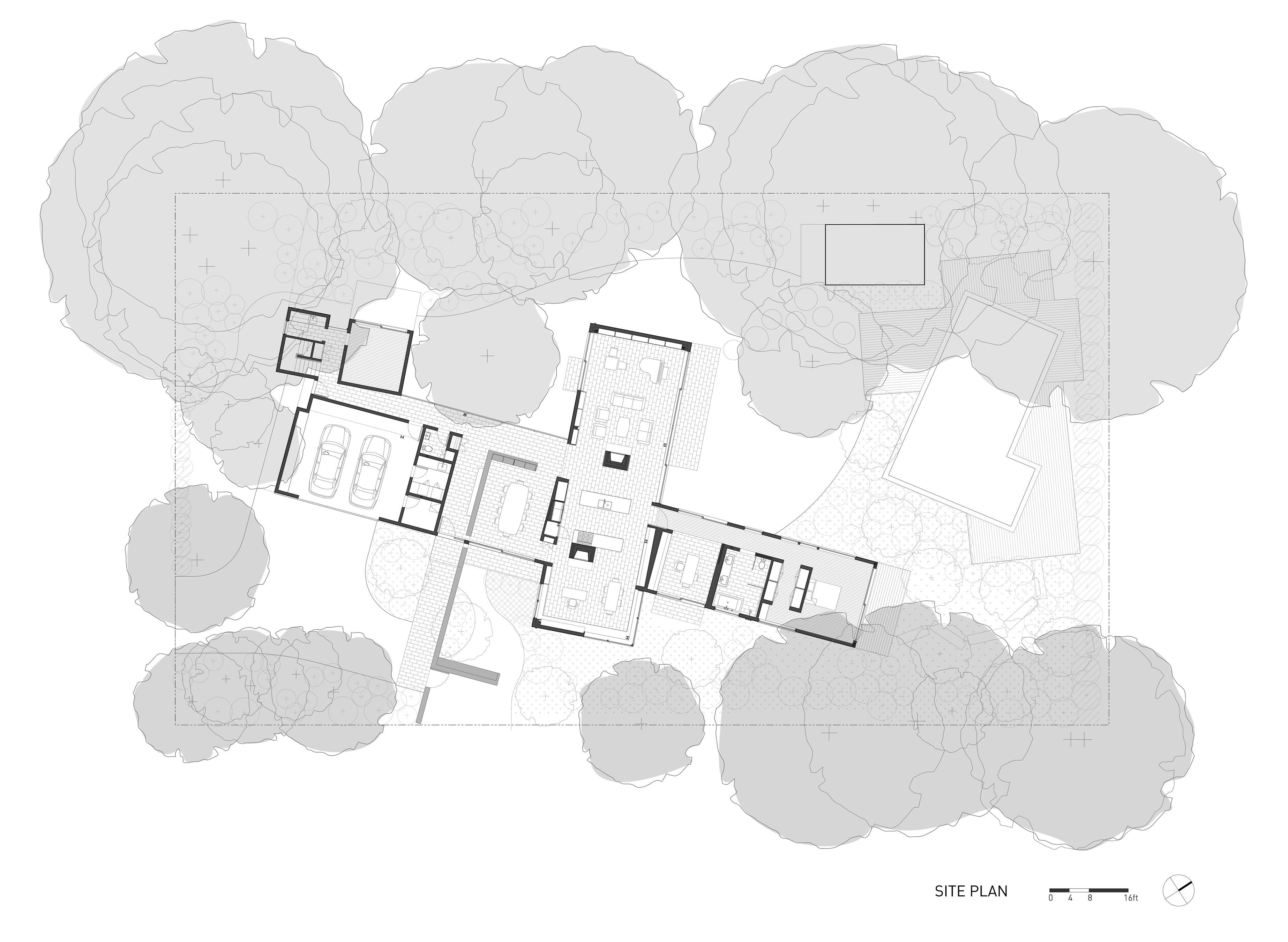 site plan q Clamart