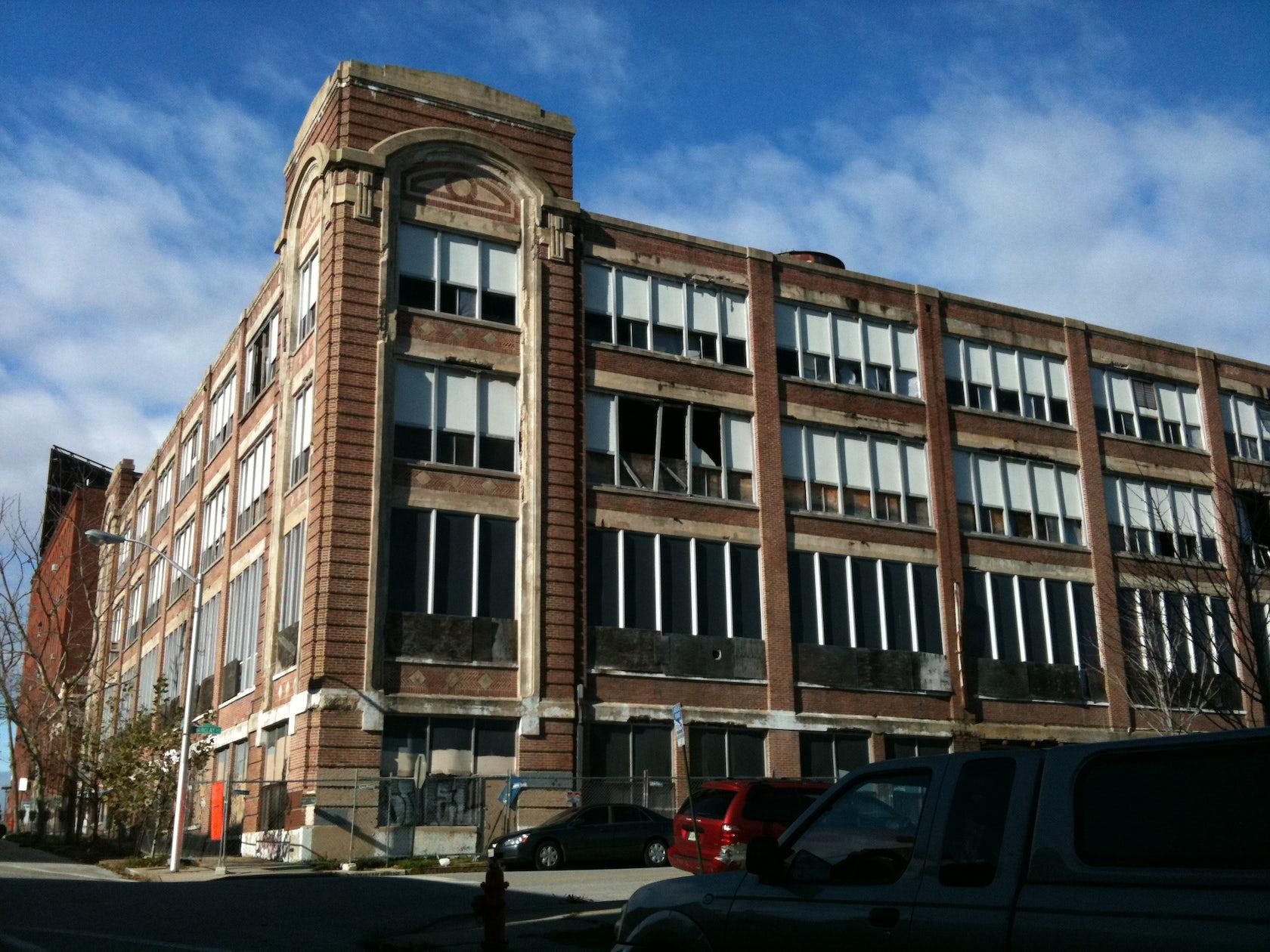 Baltimore Design School Architizer