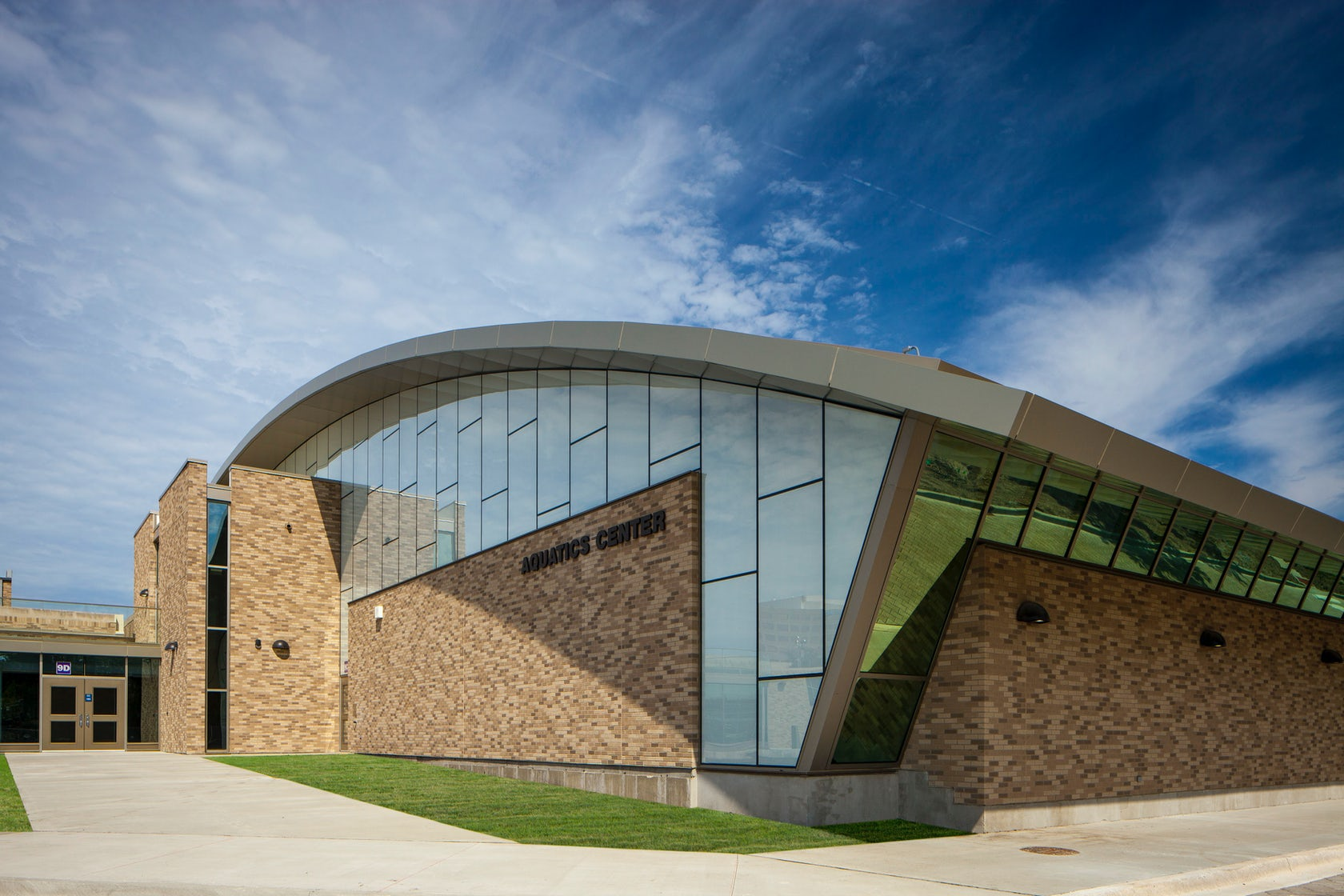 Niles North High School Aquatics Center Architizer