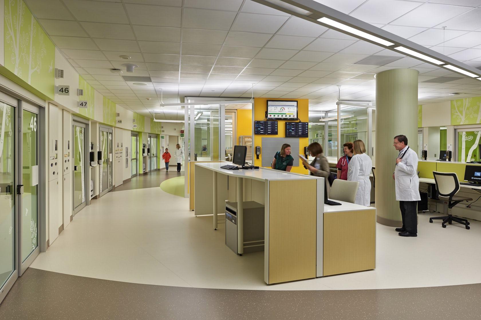 Seattle Children S Hospital Architizer
