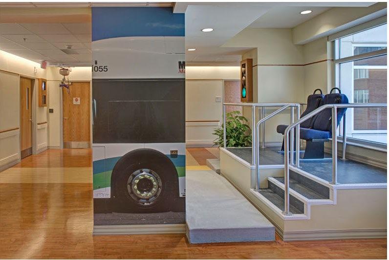 Safeway Auto Center >> Sinai Hospital Louis and Phyllis Friedman Neurological Rehabilitation Center - Architizer