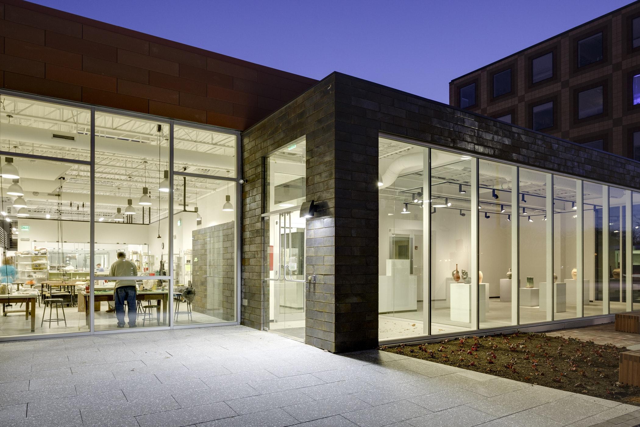Ceramics Studio By The Galante Architecture Studio Inc Architizer