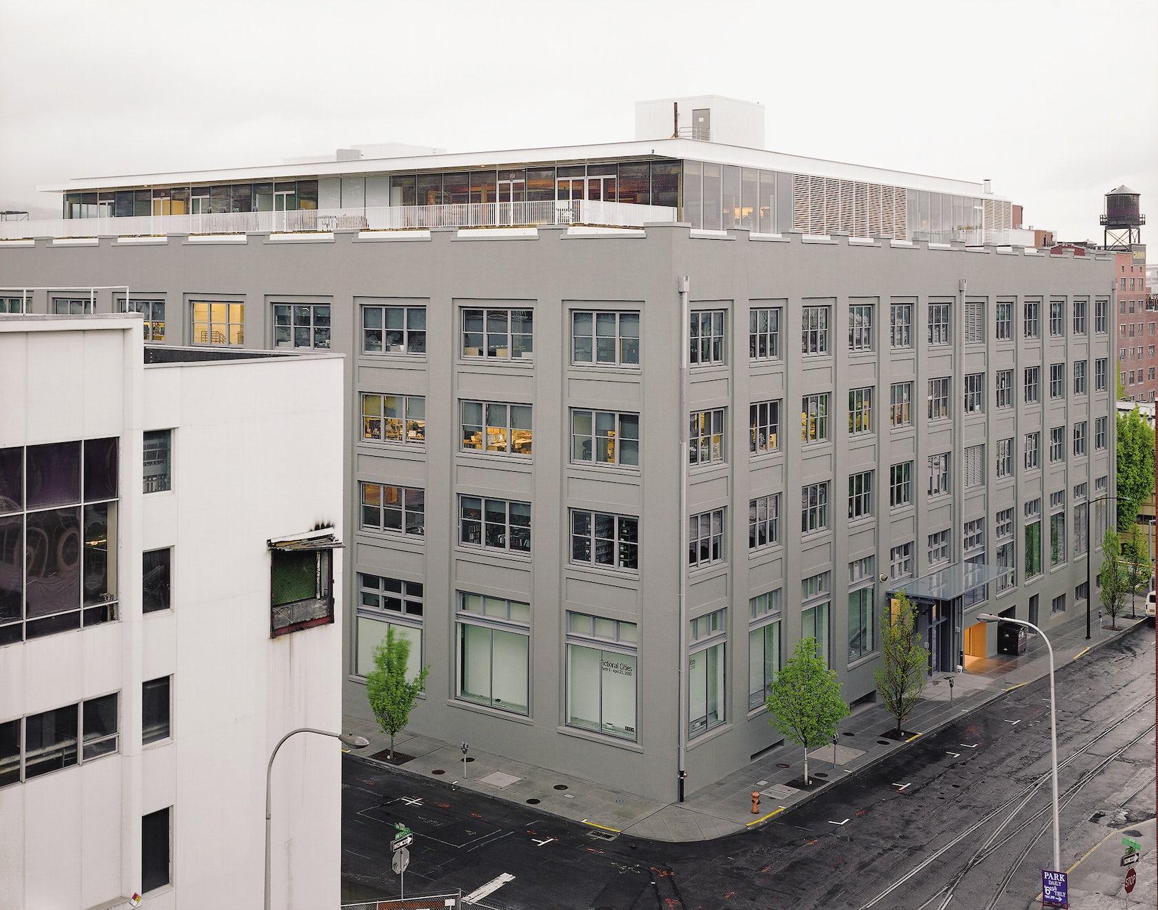 wieden kennedy agency world headquarters architizer. Black Bedroom Furniture Sets. Home Design Ideas