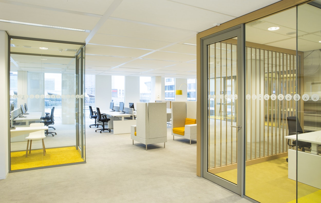 Nuon office heyligers design Headquarters Heyligers Design Projects Nuon Headquarters On Architizer