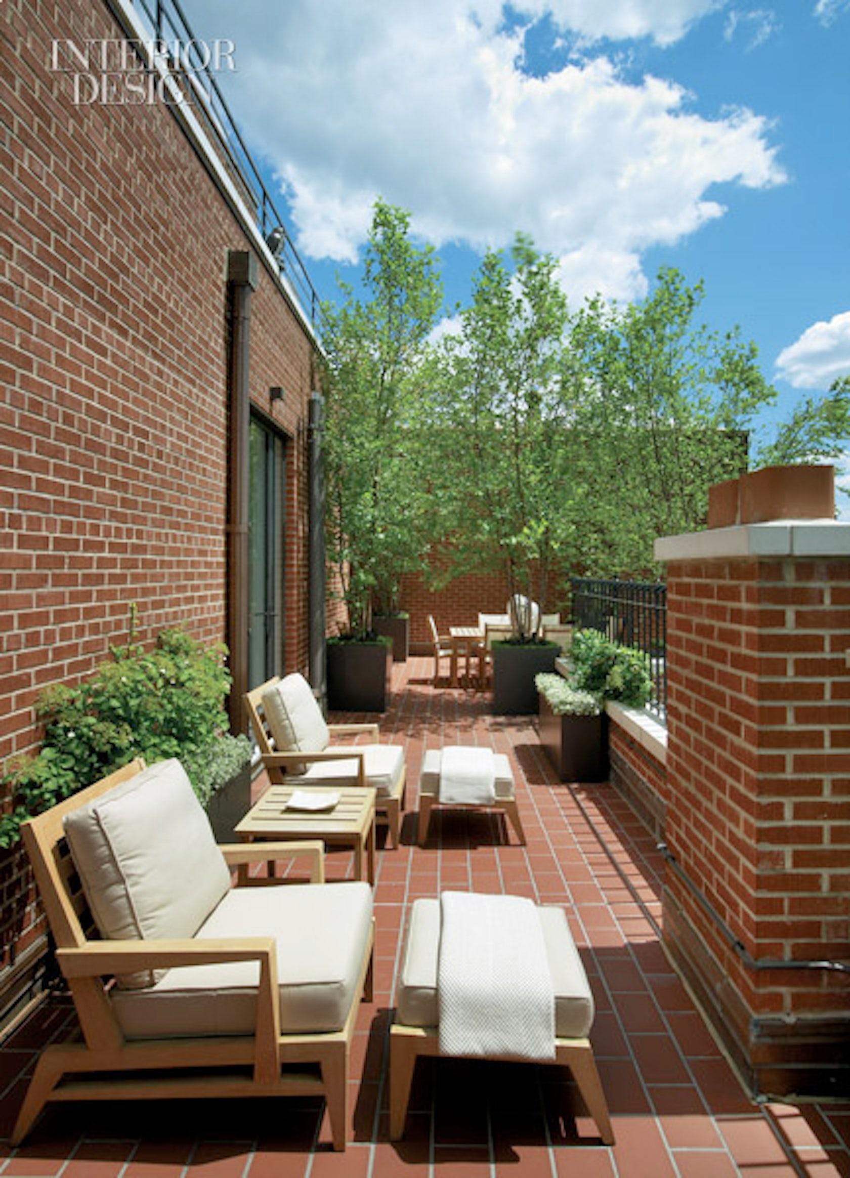 Park avenue penthouse architizer for 60 park terrace west