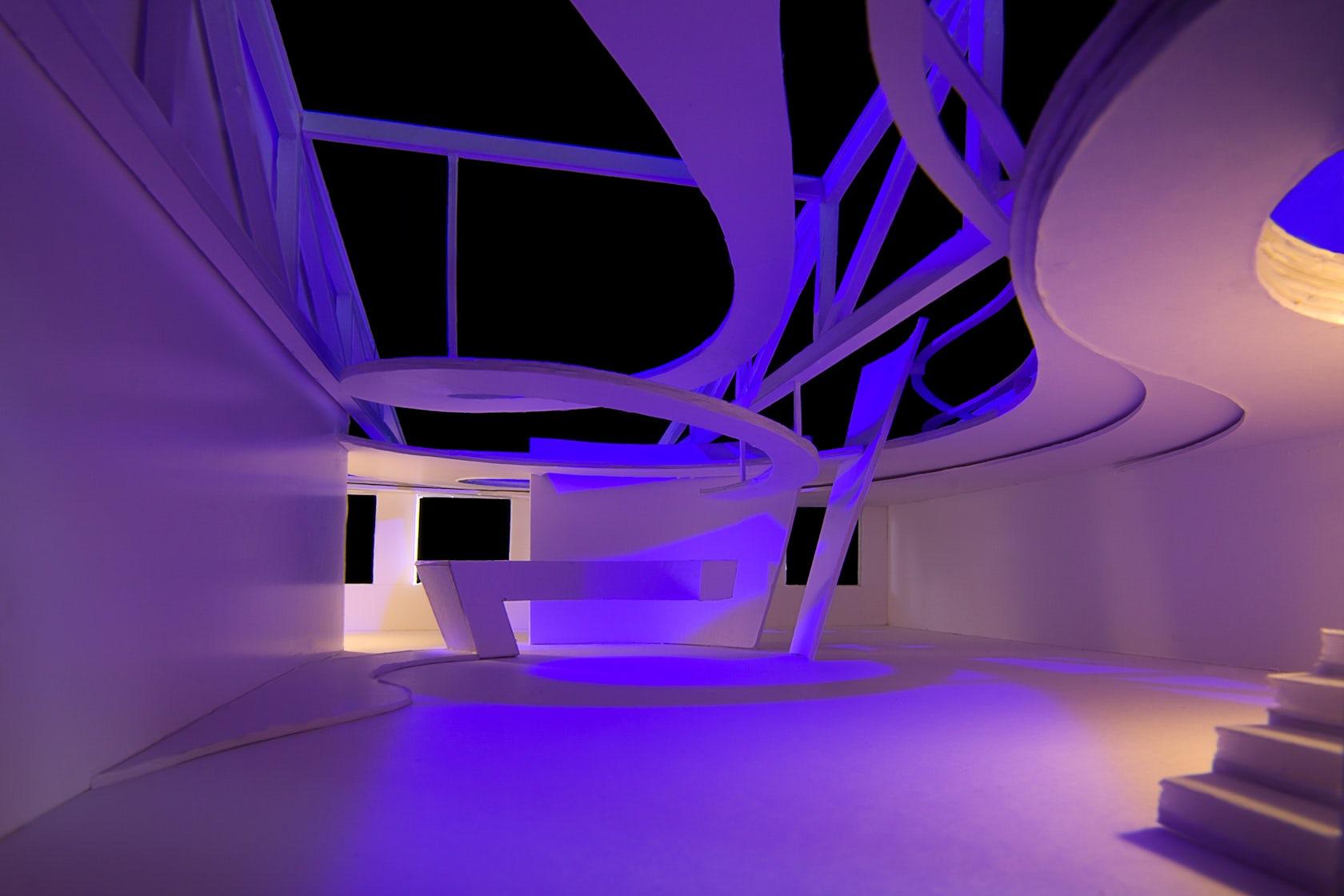 light center speyer architizer. Black Bedroom Furniture Sets. Home Design Ideas