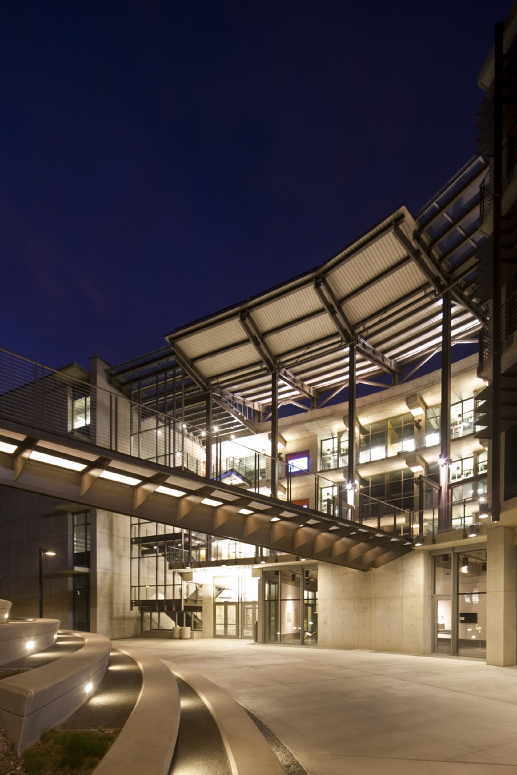 Structural And Materials Engineering Building Ucsd