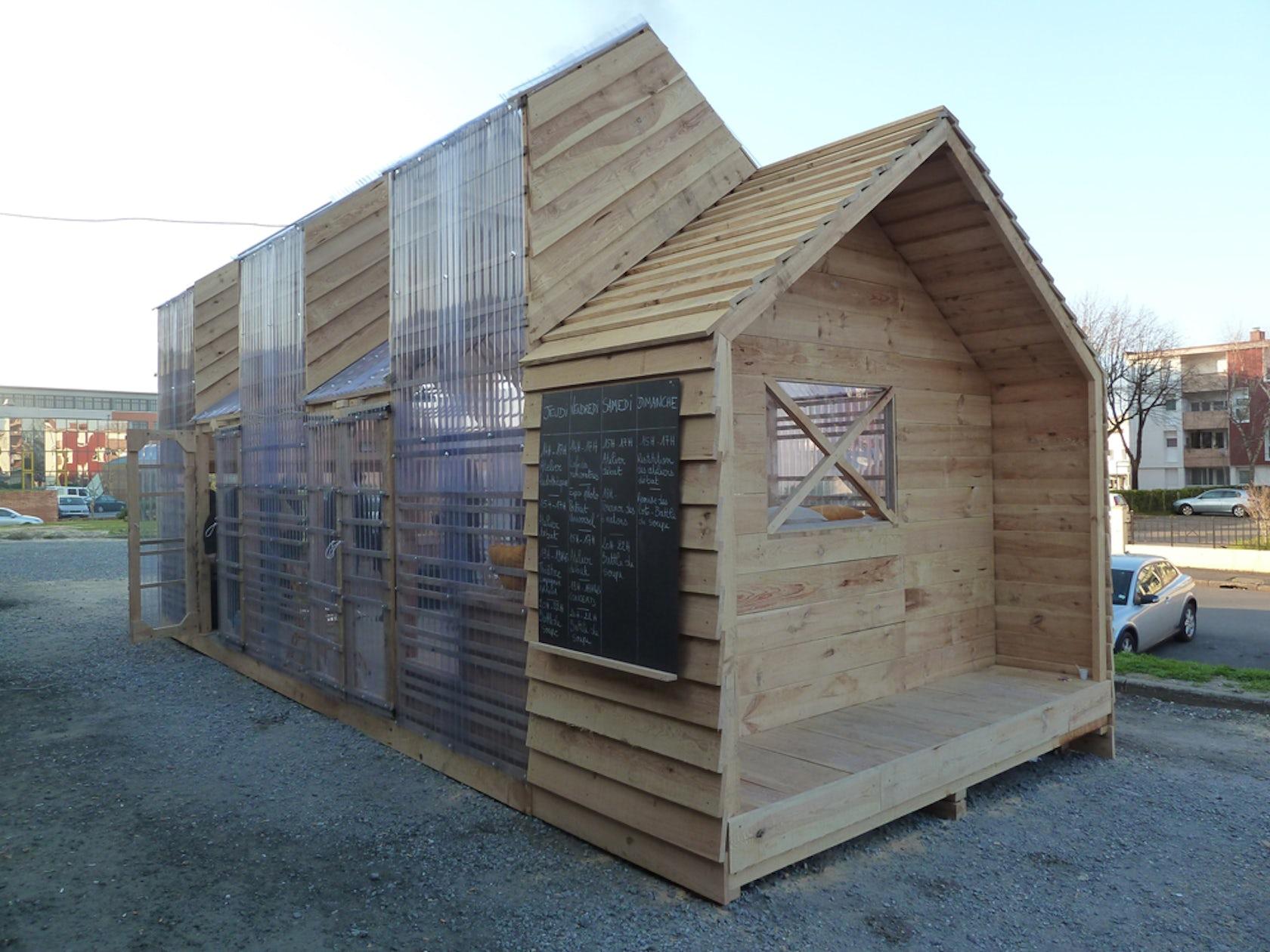 bruit du frigo architizer. Black Bedroom Furniture Sets. Home Design Ideas