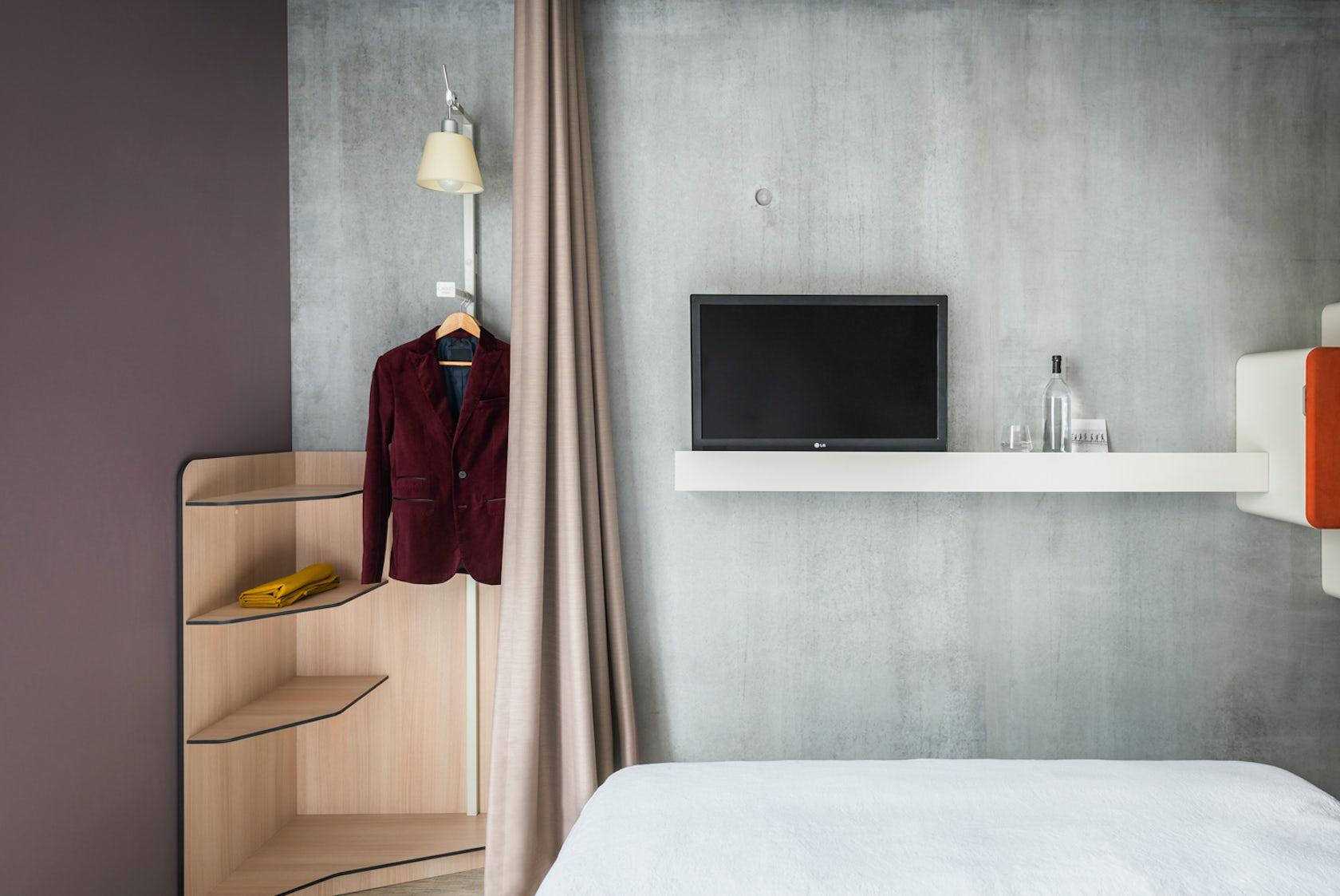 Okko hotels nantes architizer for Hotel design nantes