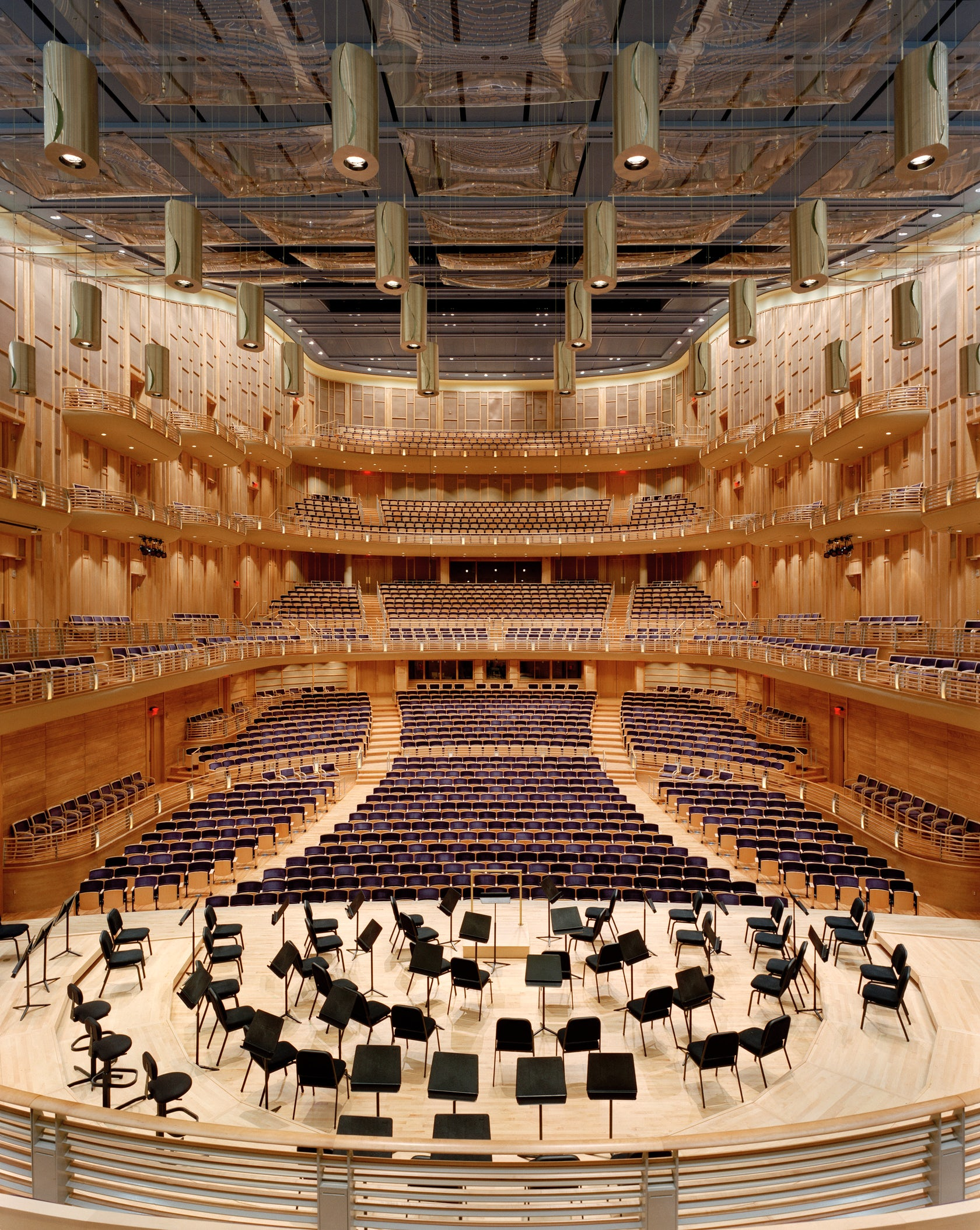 The Music Center At Strathmore Architizer