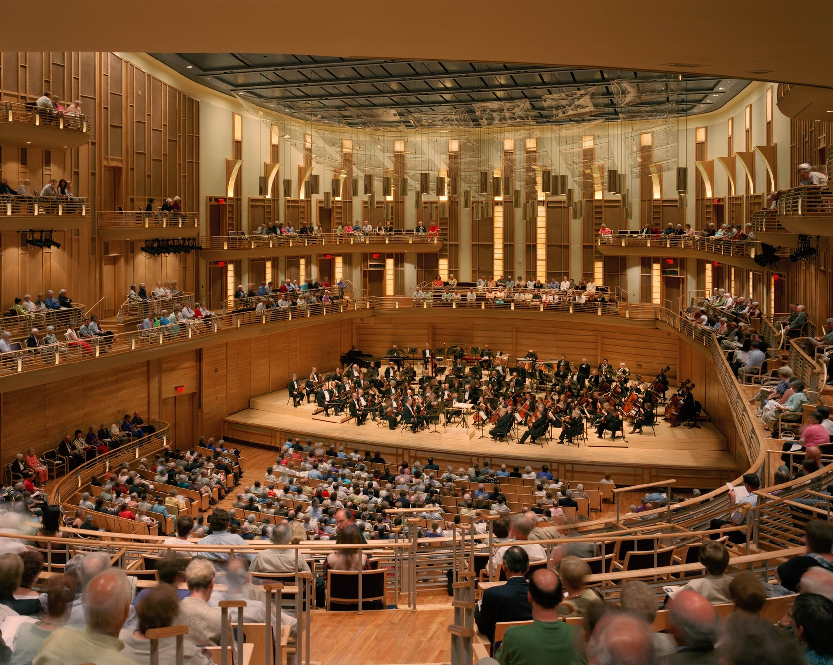 The Music Center at Strathmore - Architizer