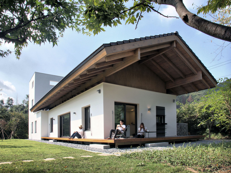 ^ Neo-raditional Korean Homes: 6 Modern Updates on the Vernacular ...