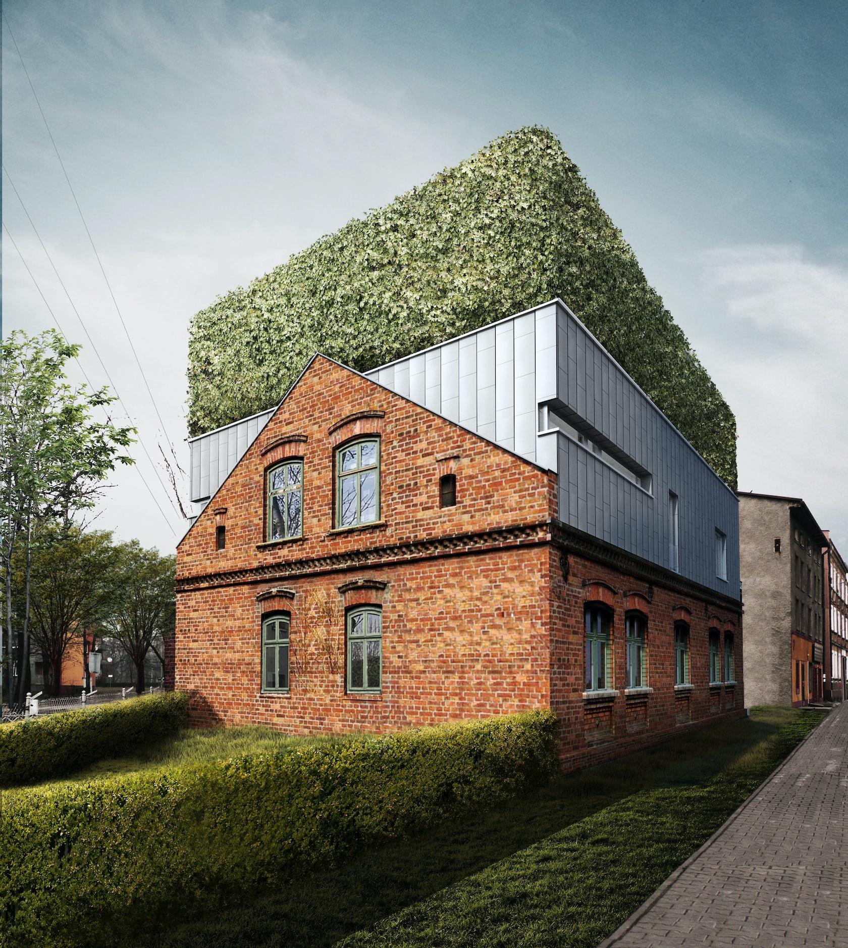 Urban View: D House- Urban Sandwich