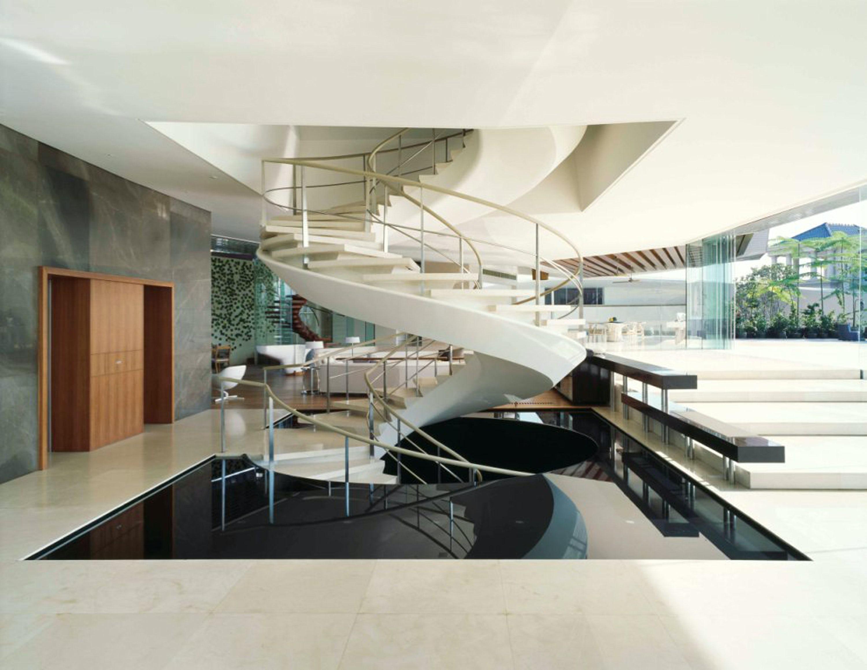 Inside Huge Houses ytl residence on architizer