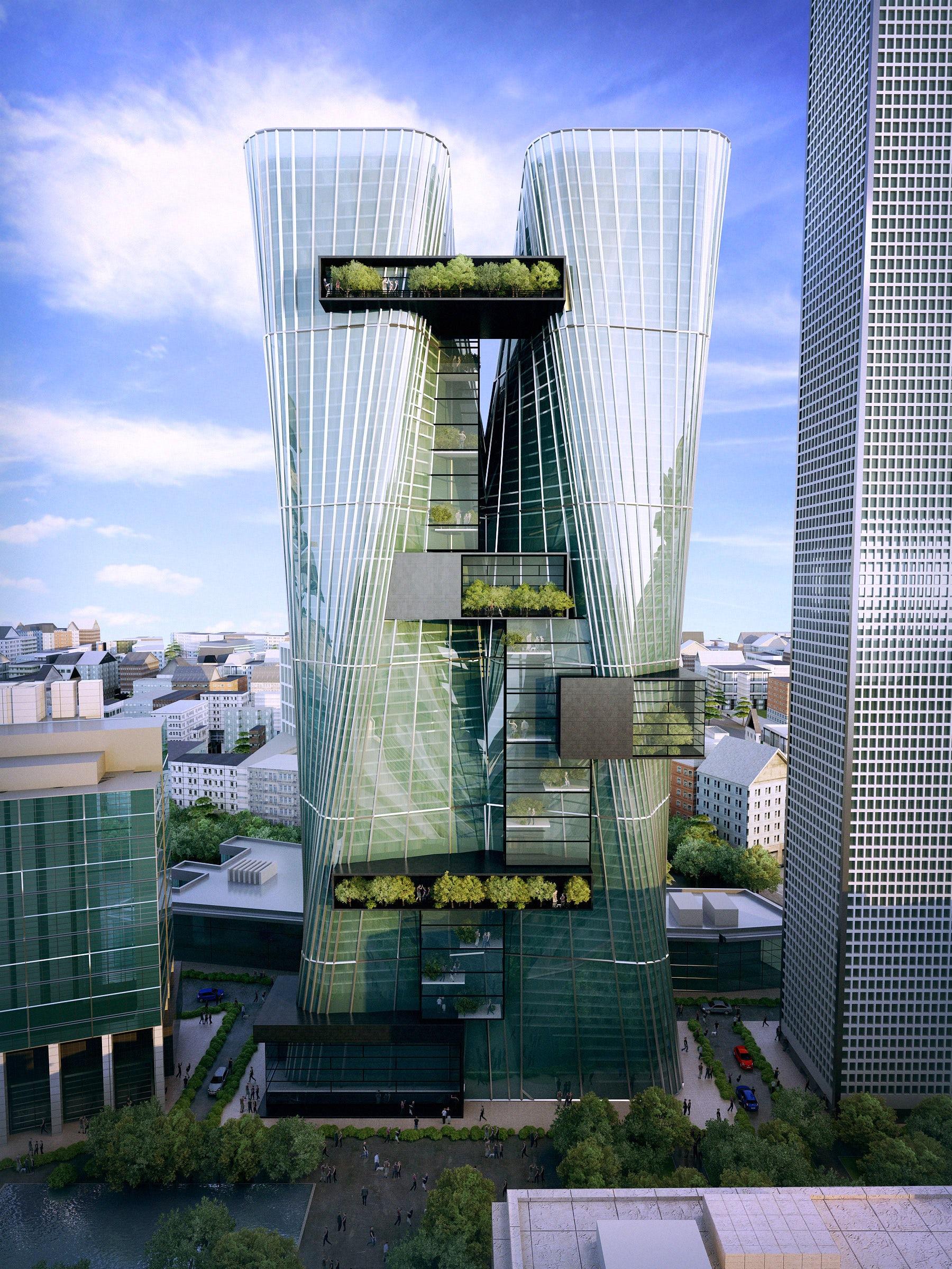 Urban Office Architecture: URBAN OFFICE ARCHITECTURE