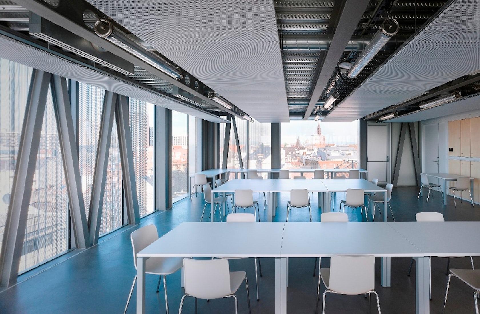 Strasbourg school of architecture architizer for Strasbourg architecture