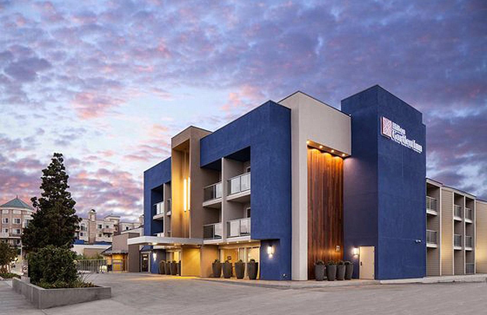 Hilton Garden Inn Marina Del Rey Architizer