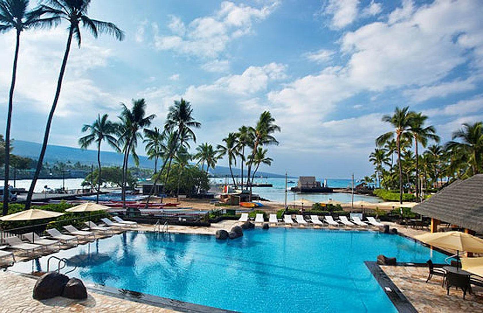 King Kamehameha S Kona Beach Hotel Architizer