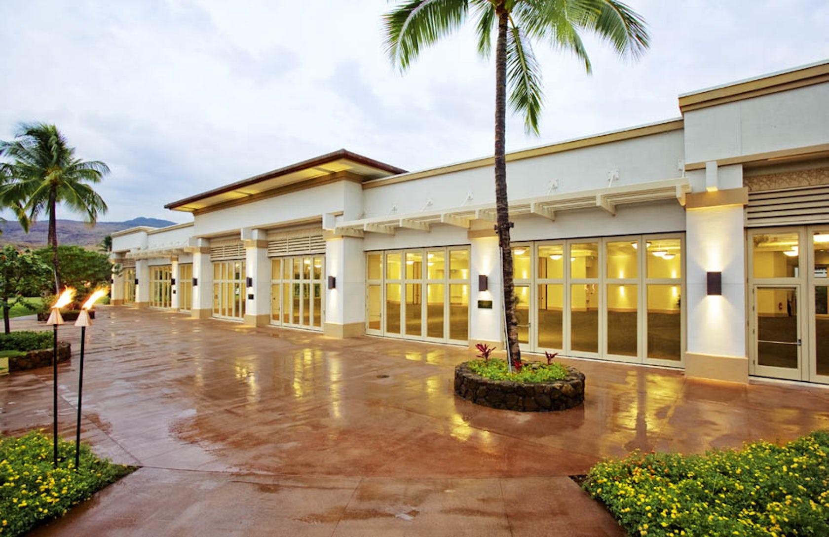 Hokulani Ballroom Jw Marriott Resort Spa Architizer