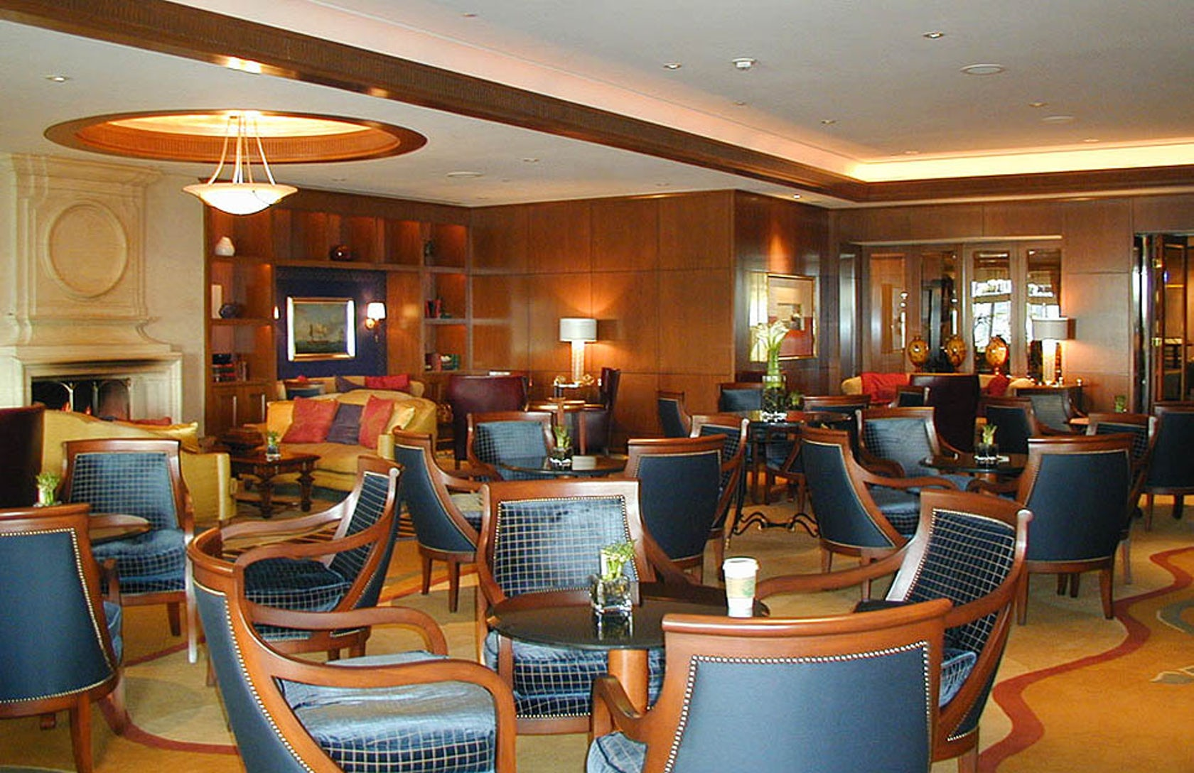 The Ritz Carlton Marina Del Rey Public Spaces Architizer
