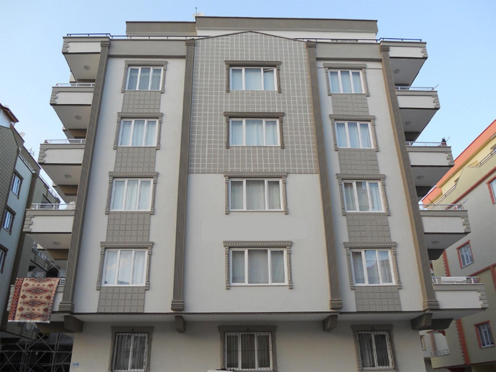Sincity condominium courtesy studio di architettura for Studi di architettura